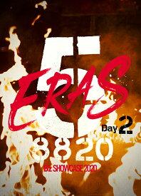 【先着特典付】B'z/B'z SHOWCASE 2020 -5 ERAS 8820- Day2<DVD>[Z-11430]20210825