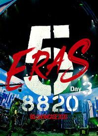 【先着特典付】B'z/B'z SHOWCASE 2020 -5 ERAS 8820- Day3<Blu-ray>[Z-11431]20210825