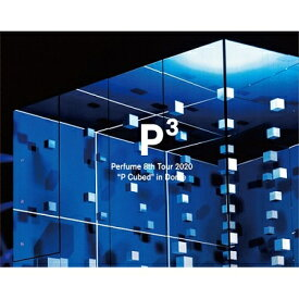 """■■Perfume/Perfume 8th Tour 2020""""P Cubed""""in Dom<Blu-ray>(初回限定盤)20200902"""