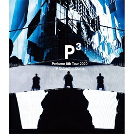 """■■Perfume/Perfume 8th Tour 2020""""P Cubed""""in Dom<Blu-ray>(通常盤)20200902"""