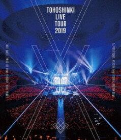 【先着特典付】東方神起/東方神起 LIVE TOUR 2019 〜XV〜<Blu-ray>[Z-10505]20210224