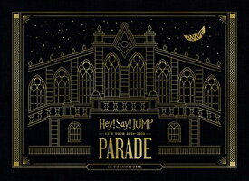 ●Hey! Say! JUMP/Hey! Say! JUMP LIVE TOUR 2019-2020 PARADE<Blu-ray>(初回限定盤)20200805