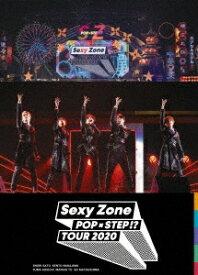 【先着特典付】Sexy Zone/Sexy Zone POPxSTEP!? TOUR 2020<2Blu-ray>(通常盤)[Z-10406]20210210