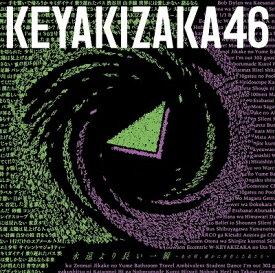 欅坂46/永遠より長い一瞬 〜あの頃、確かに存在した私たち〜<CD>(通常盤)20201007