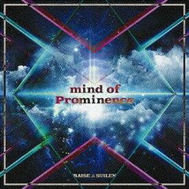 【オリジナル&先着特典】RAISE A SUILEN/mind of Prominence<CD+Blu-ray>(生産限定盤)[Z-10285・10286・10524]20210127