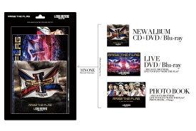 【オリジナル特典付】三代目 J SOUL BROTHERS from EXILE TRIBE/RAISE THE FLAG<CD+Blu-ray&LIVE Blu-ray2枚組>(初回生産限定盤)[Z-9064]20200318