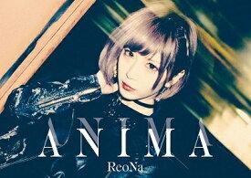【オリジナル特典付】ReoNa/ANIMA<CD+DVD>(初回生産限定盤)[Z-9516]20200722