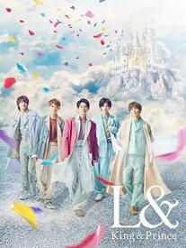 【先着特典付】King & Prince/L&<CD+DVD>(初回限定盤A)[Z-9525]20200902
