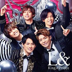 【先着特典付】King & Prince/L&<CD>(通常盤)[Z-9527]20200902