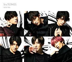 【先着特典付】SixTONES/NEW ERA<CD+DVD>(初回盤)[Z-9905]20201111