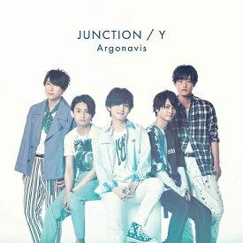 【先着&オリ特典付】Argonavis/JUNCTION/Y<CD>(通常盤Btype)[Z-11166・11179]20210526