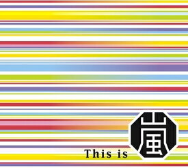 ●嵐/This is 嵐<2CD+Blu-ray>(初回限定盤Blu-ray)20201103