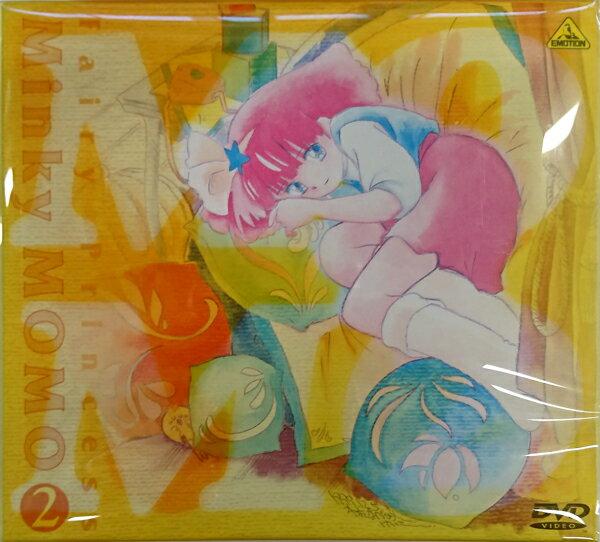 【中古】【DVD】魔法のプリンセス ミンキーモモ DVDメモリアルボックス 2【小山茉美】
