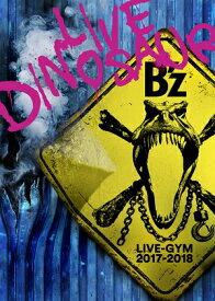 """■■B'z/B'z LIVE-GYM 2017-2018 """"LIVE DINOSAUR""""<Blu-ray>20180704"""