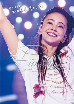 ◆◆安室奈美恵 /namie amuro Final Tour 2018 〜Finally〜 (東京ドーム最終公演+25周年沖縄ライブ)<DVD>(通常盤)20180829