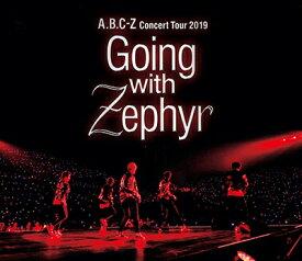 【先着特典付】A.B.C-Z/A.B.C-Z Concert Tour 2019 Going with Zephyr<Blu-ray>(通常盤)[Z-8828]20191225