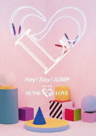Hey!Say!JUMP/Hey! Say! JUMP LIVE TOUR SENSE or LOVE <2DVD>(通常盤)[Z-8511]20190724