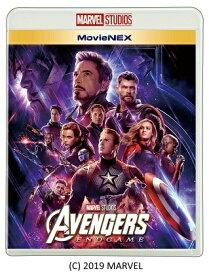 アベンジャーズ/エンドゲーム MovieNEX<Blu-ray+DVD>20190904