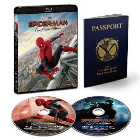 【オリジナル特典付】スパイダーマン:ファー・フロム・ホーム ブルーレイ&DVDセット<Blu-ray>(初回生産限定)[Z-8611]20191204