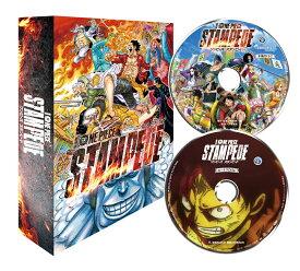 【オリジナル特典付】劇場版 ONE PIECE STAMPEDE スペシャル・デラックス・エディション<Blu-ray>[Z-8860]20200318