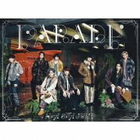 ●Hey! Say! JUMP/PARADE<CD+DVD>(初回限定盤1)20191030