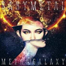●【先着特典付】BABYMETAL/METAL GALAXY<2CD>(初回生産限定 SUN盤 - Japan Complete Edition -)[Z-8472]20191011