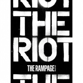 【先着特典付】THE RAMPAGE from EXILE TRIBE/THE RIOT<CD+2DVD>[Z-8586]20191030