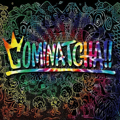 ■■WANIMA/COMINATCHA!!<CD/初回限定カラーケース(赤色)仕様>(通常盤)20191023