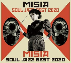 MISIA/MISIA SOUL JAZZ BEST 2020<CD>(通常盤)20200122