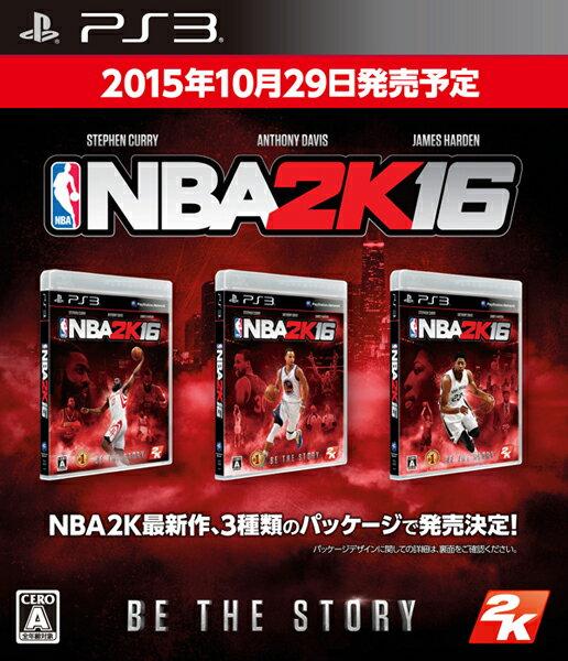 【中古】【PS3】NBA 2K16【4571304473440】【スポーツ】