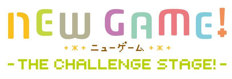 ◆◆NEW GAME! -THE CHALLENGE STAGE!-<Vita>(限定版)20170126