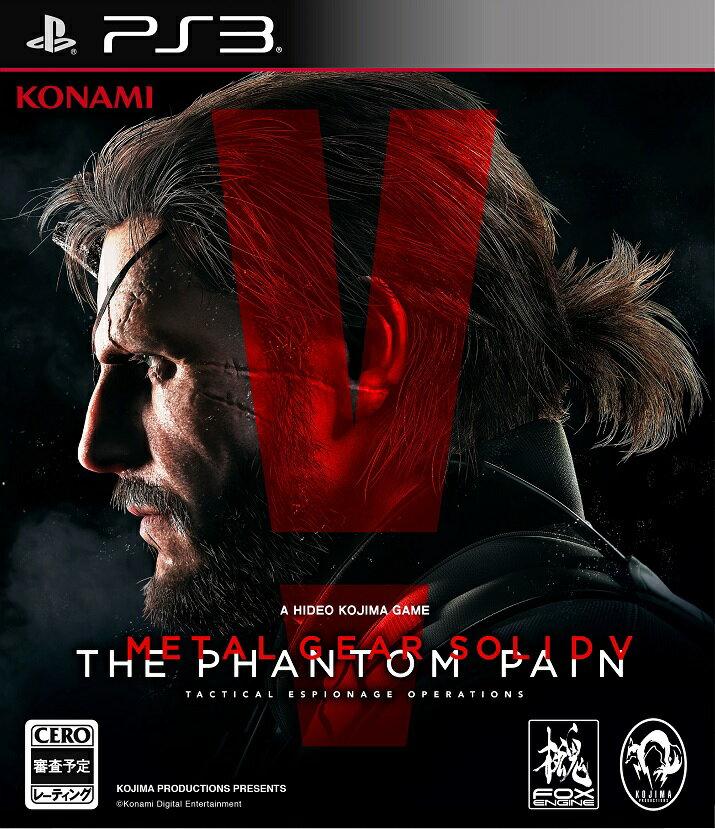 【中古】【PS3】メタルギアソリッド5 METAL GEAR SOLID V THE PHANTOM PAIN 通常版【4988602167788】【アクション】