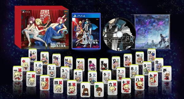 【オリ特付】プレミアム限定版 Fate/EXTELLA LINK for PlayStation4/フェイト エクステラ リンク<PS4>[Z-7014]20180607