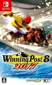 【中古】【Switch】Winning Post 8 2017(ウイニングポスト)【4988615096402】【シミュレーション】