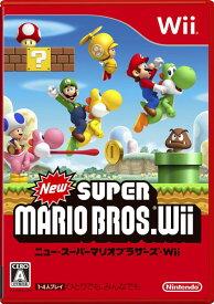 【中古】【Wii 説明書なし】NewスーパーマリオブラザーズWii【4902370518078】【マリオ】