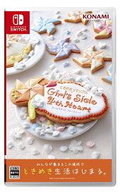 【オリ特付】ときめきメモリアル Girl's Side 4th Heart<Switch>[Z-11846]20211028