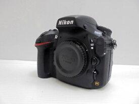 【中古】ニコン 一眼レフカメラ D800 ボディ<カメラ>(代引き不可)6546