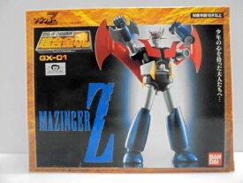 【中古】超合金魂 GX-01 マジンガーZ<フィギュア>(代引き不可)6546