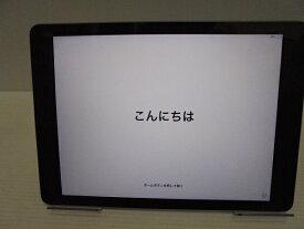 【中古】 iPad6 Wi-Fi 32GB スペースグレイ Bランク<中古携帯>(代引き不可)6546