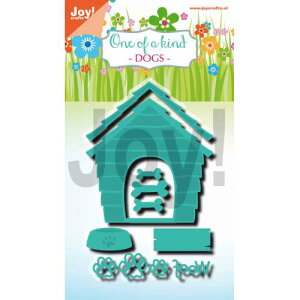 【6002-1331】/ジョイ・クラフツ/ダイ(抜型)/Doghouse ドック゛ハウス 犬小屋