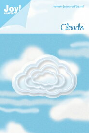 6002-0199/ジョイ・クラフツ/ダイ(抜型)/Clouds 雲