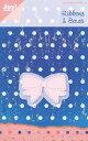 6002-0184/ジョイ・クラフツ/ダイ(抜型)/Ribbons and bows リボン