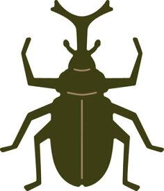 N50-042/ワンダーハウス/ダイ(抜型)/beetle かぶとむし カブトムシ※