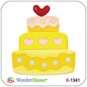N57-042/ワンダーハウス/ダイ(抜型)/wedding cake ウェディングケーキ