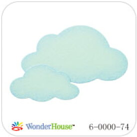 N57-074/ワンダーハウス/ダイ(抜型)/cloud 雲