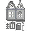 349/ワンダーハウス/ダイ(抜型)/ランタンボックス ハウス 家 セット