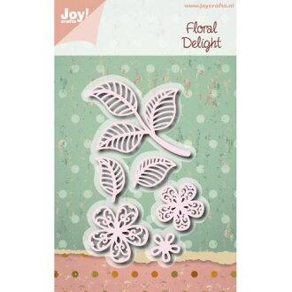 6002-1114/Joy!Crafts/喬伊·手藝/dai(抜型)/Floral Delight花花