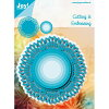 6002-1141/Joy!Crafts/喬伊·手藝/dai(抜型)/Bleu Laceborder Circle比賽小組