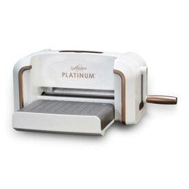 PL-001/スペルバインダーズ/ダイカットマシン/Platinum Die Cutting and Embossing Machine 8.5 Platform プラチナム8.5インチ 大型マシン