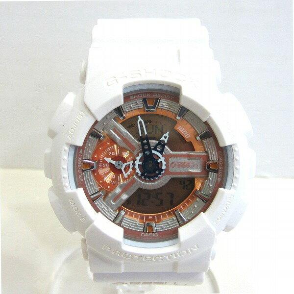 時計 カシオ G-SHOCK GA-110DB ダッシュベルリンコラボ ★送料無料★【中古】【あす楽】
